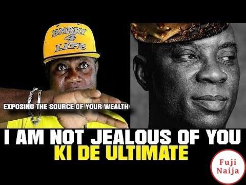 Wasiu Ayinde K1 – I Am Not Jealous Of You