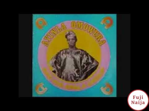 Ayinla Omowura - Ajoji Ki Bonile Dule