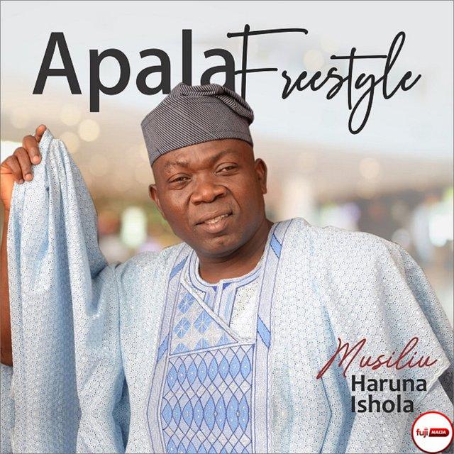 Apala Freestyle by Musiliu Haruna Ishola on TIDAL