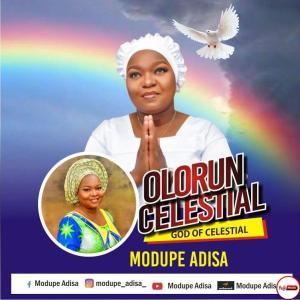 Olorun Celestial (God of Celestial) – Modupe Adisa