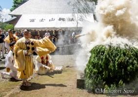 平成30年富士山開山祭