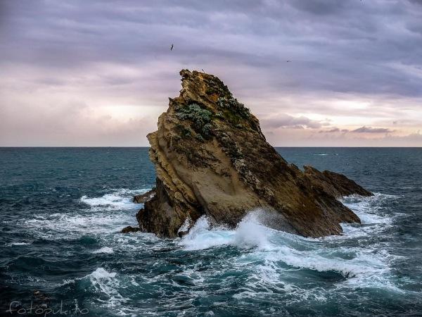 Biarritz, fotografía con Fujifilm FinePix X10