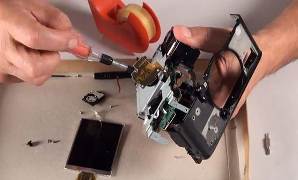 Autopsia de la Fujifilm X-Pro1