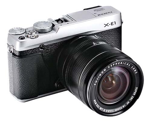Fuji X-E1 con Fujinon 18-55mm f/2.8-4 R OIS