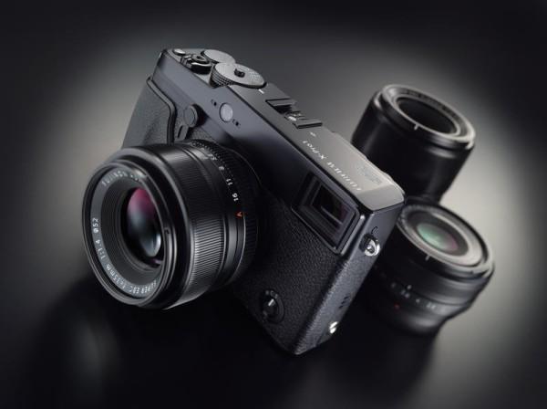 Fujifilm XPro1 y objetivos Fujinon