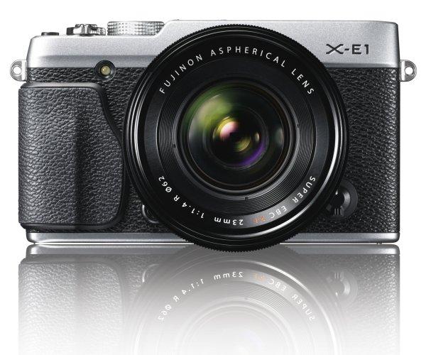 Fujinon XF 23mm f/1.4 R con la Fuji X-E1