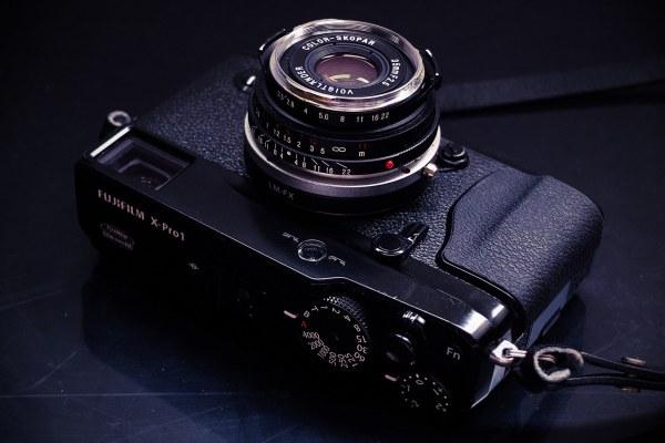 Fuji X-pro1 + Voigtlander 35mm f/2.5 Skopar