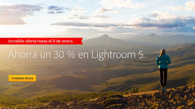 Lightroom 5 oferta
