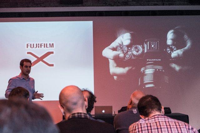 Presentación Fuji X-T1