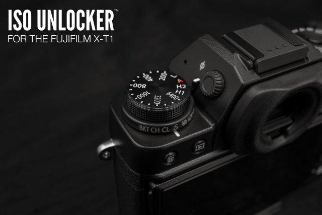 Desbloqueador de ISO para la Fuji X-T1