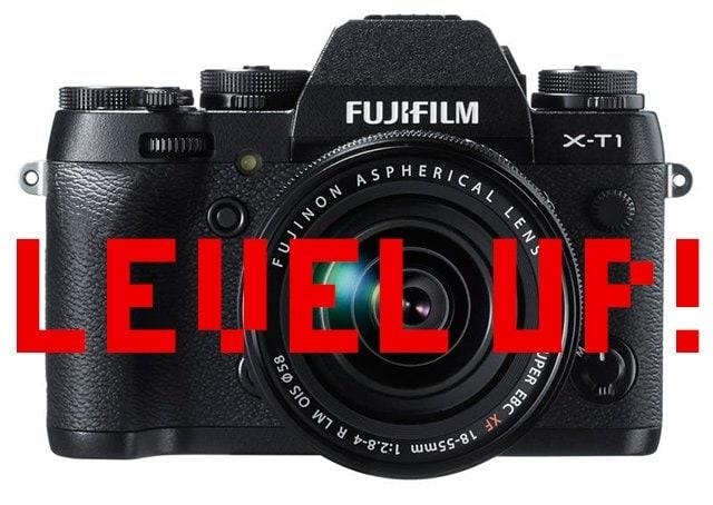 Nuevo firmware Fuji X-T1