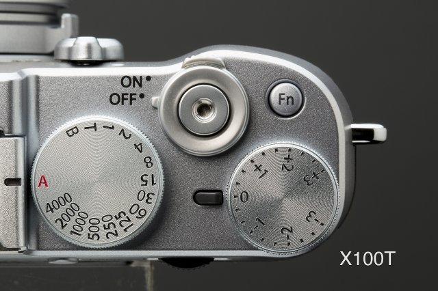 X100T dial superior