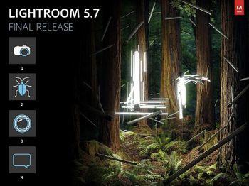 Adobe Lightroom 5.7