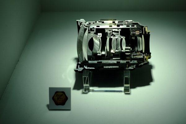 Corte del zoom XF 16-55mm F2.8,