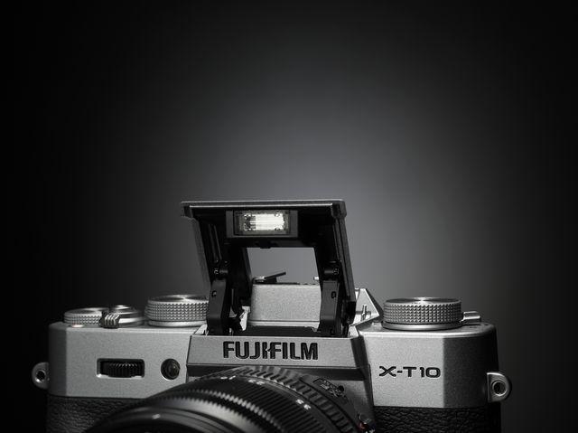 Flash de la Fujifilm X-T10