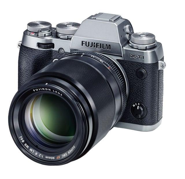 XF 90mm F2 con X-T1