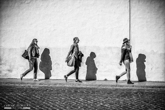 """""""Six Women"""" por Antonio Toledo, con Fuji X100S."""