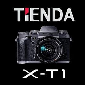 Tienda de accesorios de la Fujifilm X-T1