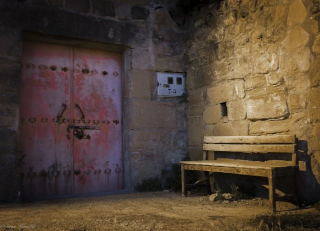 """Sala de espera"" por Sergio Mora-Gil, con Fuji X100T."