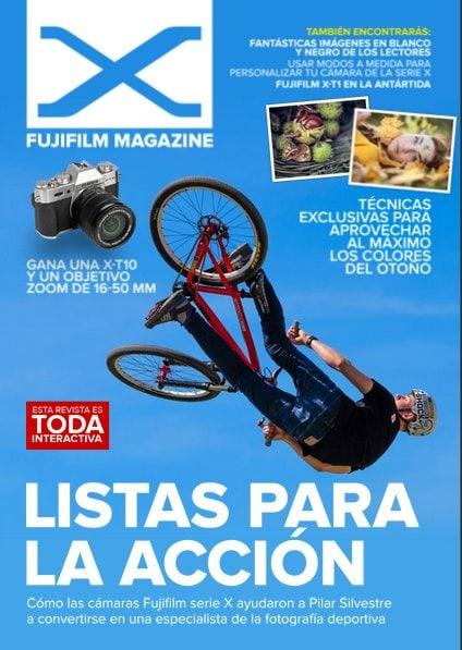 Fujifilm X Magazine 12