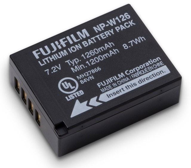 Batería original para Fuji X-T1
