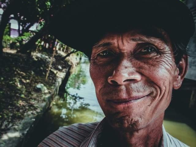 """Bangkok expression"" por Sergio Gallegos, con Fuji X30."