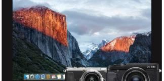 Soporte X-E2S y X70 para Maco OS X El Capitan.