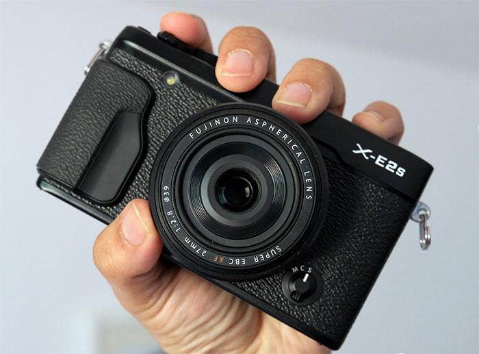 Fuji X-E2S + XF 27mm f/2.8 R, una combinación fotográfica ultra-ligera.