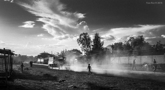 """""""Paisaje poco urbanizado"""" por Yago Ruiz (YaGo2)."""