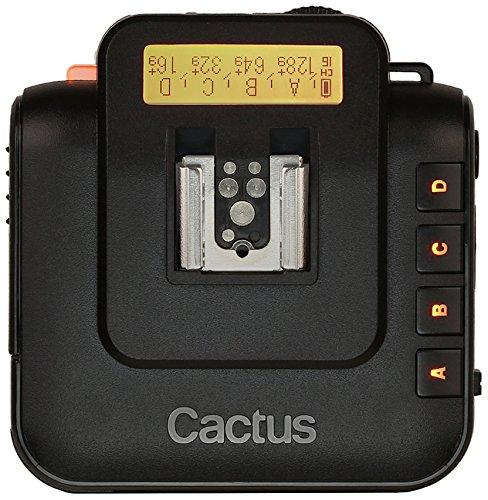 Disparador flash Cactus V6