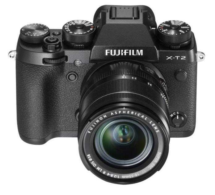 Fujifilm X-T2 + Fujinon XF 18-55mm.