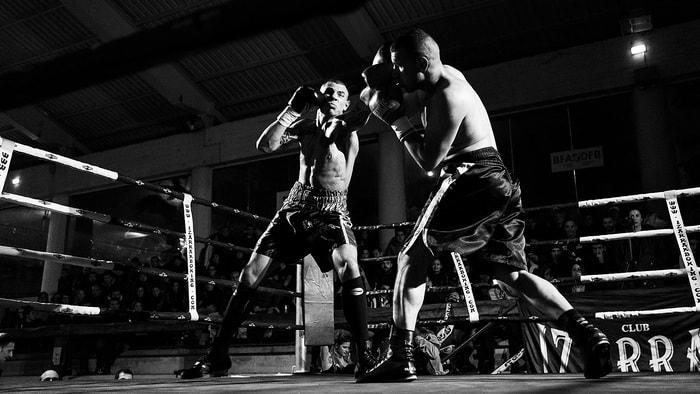 """""""Boxeoa pizten"""" por Hodei Torres, con Fuji X-Pro2 + Fujinon XF 23mm F2 R WR."""