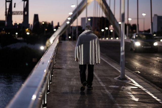 """""""Regreso a casa"""" por Antonio Jesús Palma, con Fuji X-T1 + XF 56mm f/1.2 R."""
