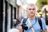 @Scheimpflug posando guapo para el 56mm f/1.2 APD, por Jon Díez.