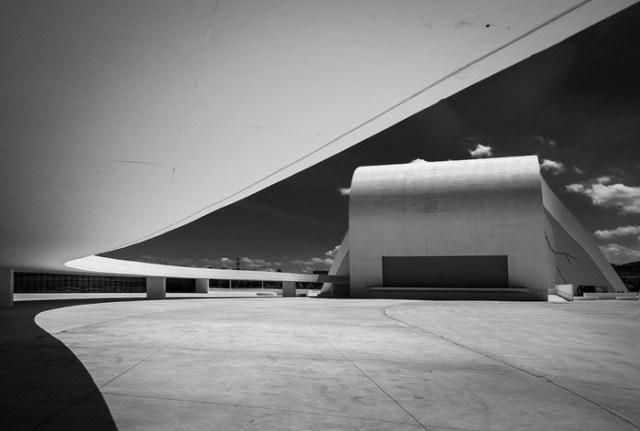 """""""Niemeyer"""" por Óscar Doral, con Fuji X-T1."""