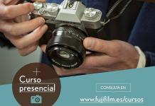 """Curso """"Conoce a fondo tu Fujifilm X-T10""""."""