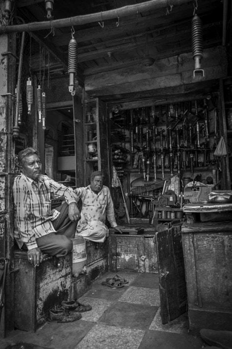 """""""Viaje a la India en blanco y negro"""" por Javier Otero, con Fuji X-E1 + XF 18-55mm f/2.8-4."""