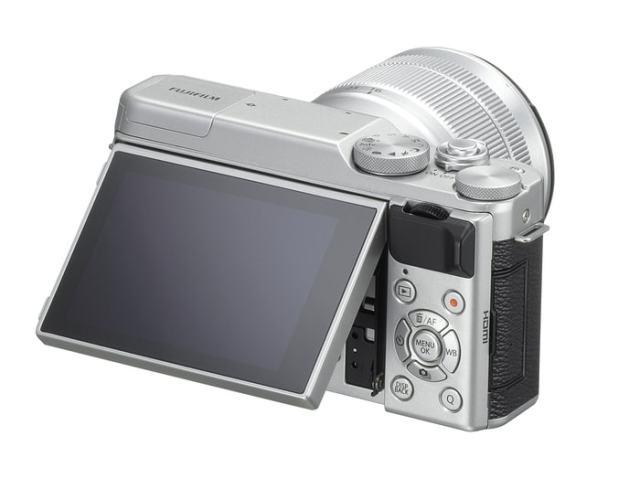 X-A10 pantalla.