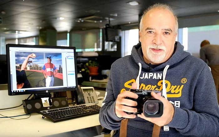 David Airob comparte su experiencia con la X-Pro2.