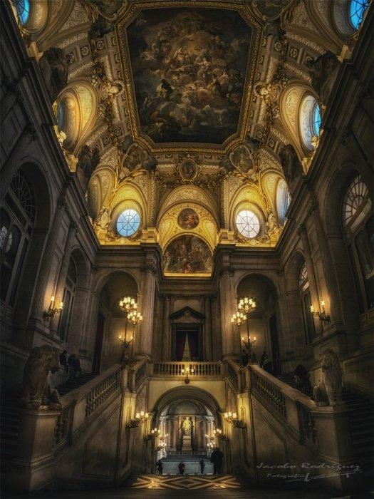 """""""El Palacio Real"""" por Jacobo Rodríguez, con Fuji X-T1 + Samyang 12mm F2."""