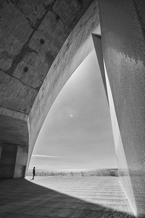 """""""Trigonometría"""" por Javier Hernández, con Fuji X-T1+XF 14mm f/2.8."""