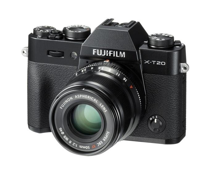 X-T20 + 50mm F2.