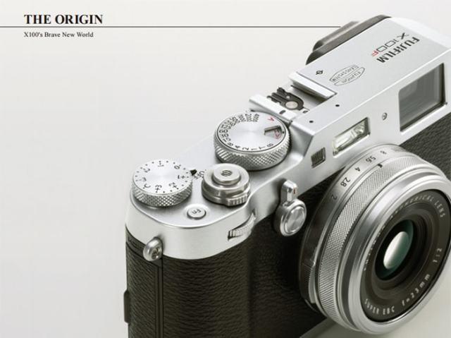 Catálogo de la Fujifilm X100F