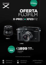 Oferta X-Pro2 + XF 23mm F2.