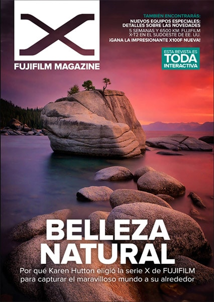 Fujifilm X Magazine número 18.
