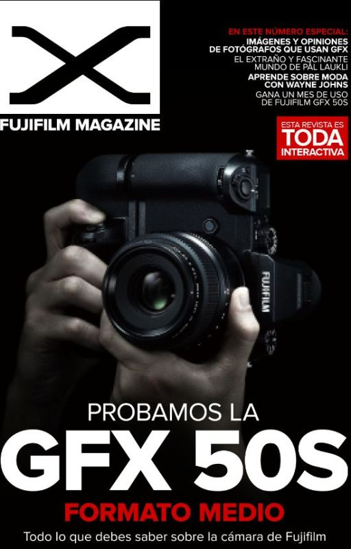 Fujifilm X Magazine número 19