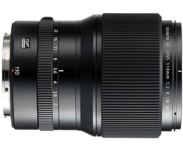 Fujinon GF 110mm F2