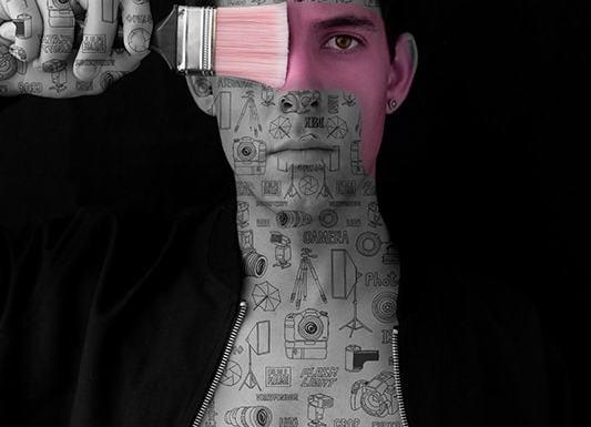 "Tercer premio: ""Mi yo interior"" por @Adri XT10, con Fuji X-T10 + XF 18-55mm."