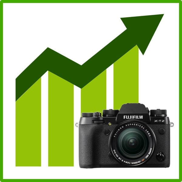 Aumento de ventas de la Serie X.