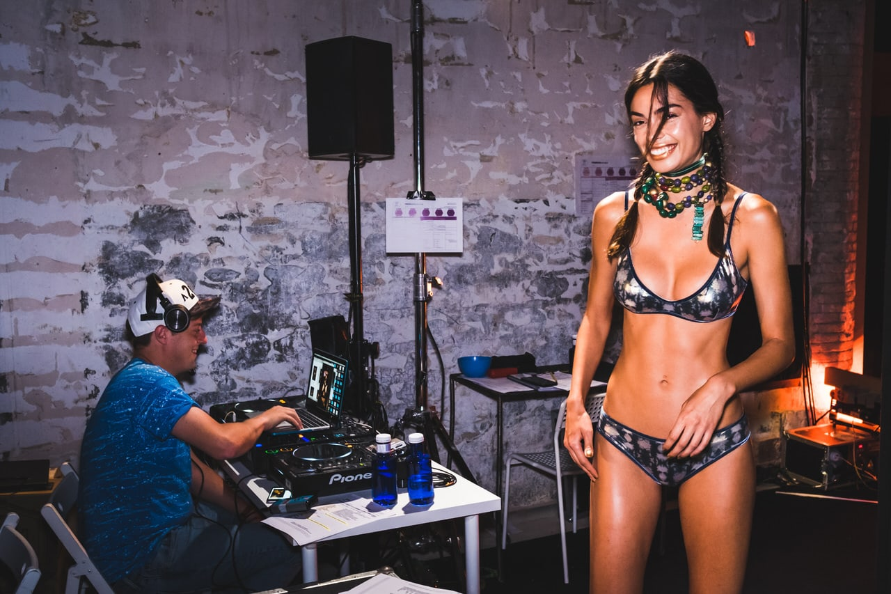 El backstage de Barcelona Fashion Week por Enric Fradera y su X-T1.